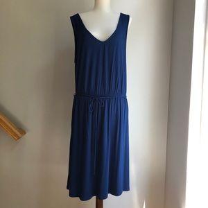 Merona V-Neck Tie Sun Dress XL